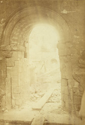 AD 1070-1077, Doorway Of The Norman Refectory